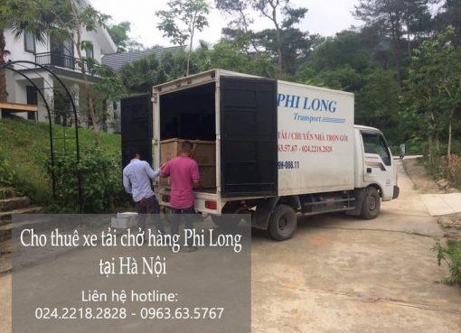 Dịch vụ cho thuê xe tải tại xã Ngũ Hiệp