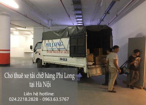 Dịch vụ vận tải Phi Long tại xã Đông Mỹ