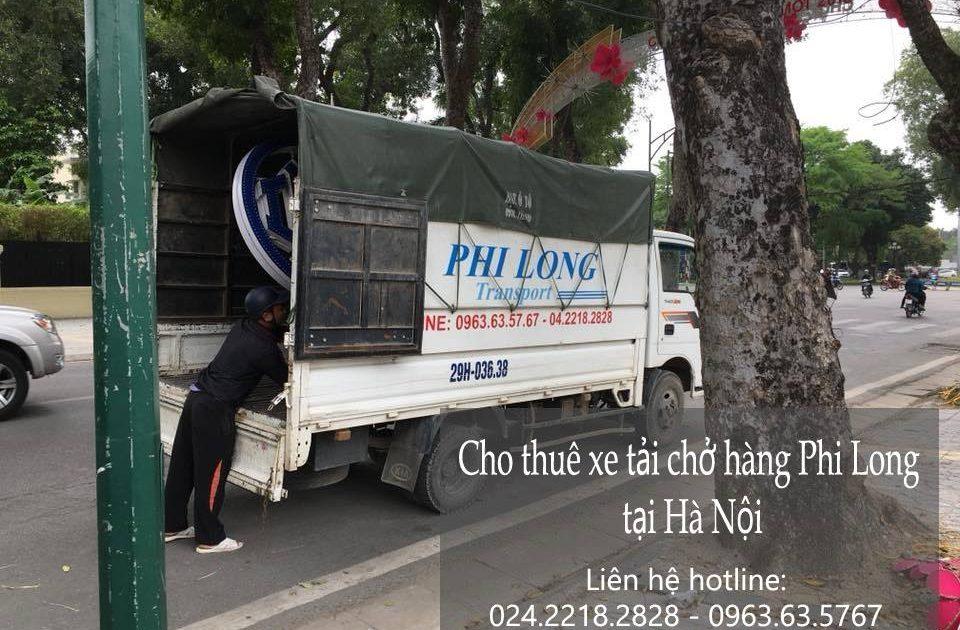 Công ty chở hàng thuê Phi Long tại phố Bắc Hồng