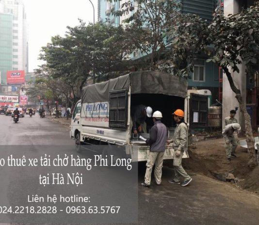 Công ty chở hàng giá rẻ Phi Long tại phố Đông Hội