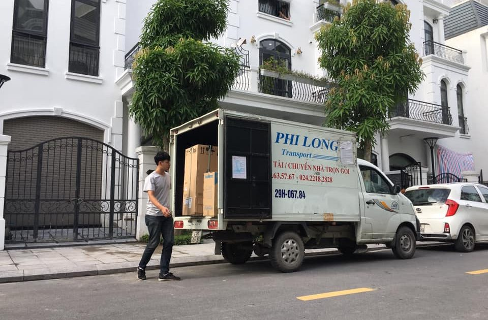 Dịch vụ cho thuê xe tải tại xã Kim Chung