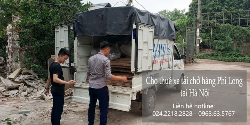 Hãng chở hàng tết giá rẻ Phi Long phố Lạc Chính