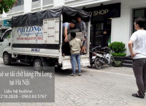 Công ty chở hàng tết Phi Long phố Lê Duẩn