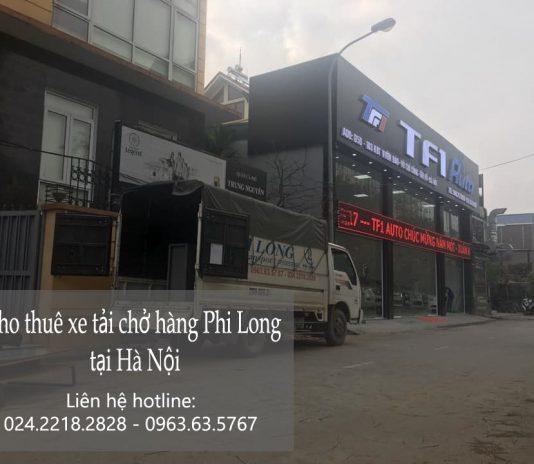 Dịch vụ chở hàng thuê tại xã Phùng Xá