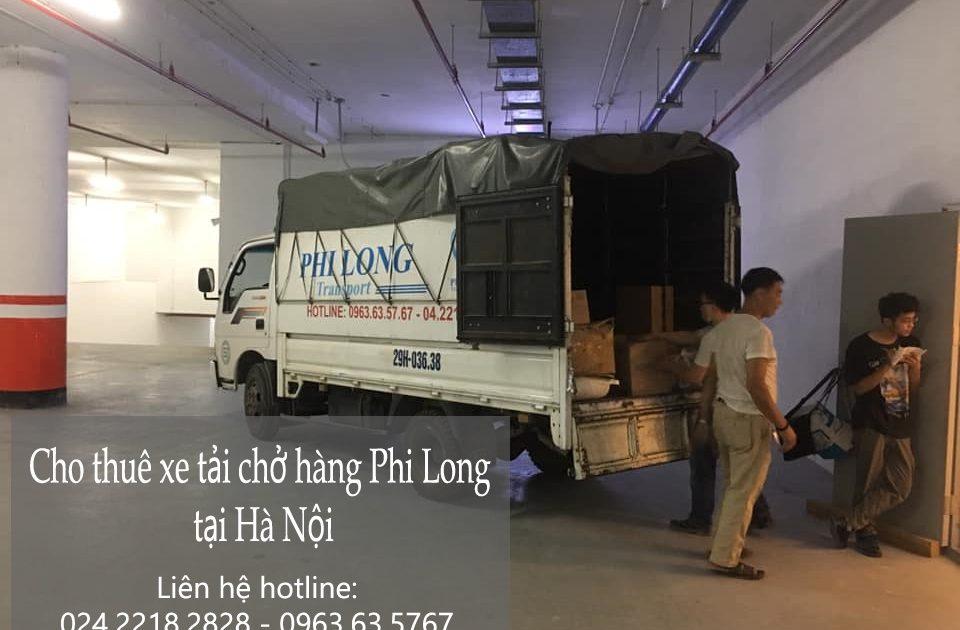 Dịch vụ chở hàng thuê tại xã Phúc Lâm