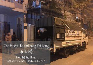 Dịch vụ chở hàng thuê tại xã Hợp Đồng