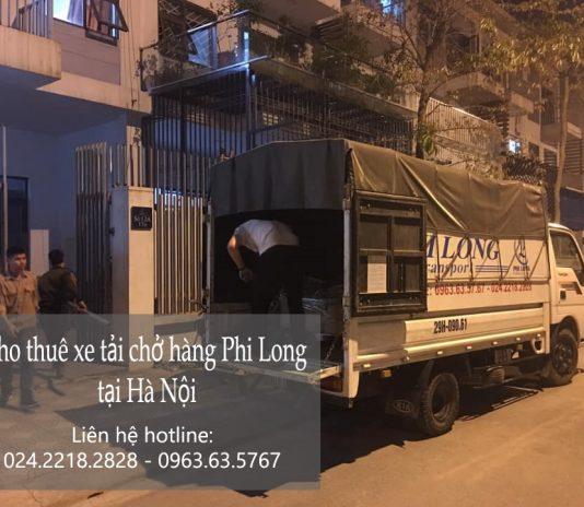 Dịch vụ chở hàng thuê tại xã Thượng Lâm