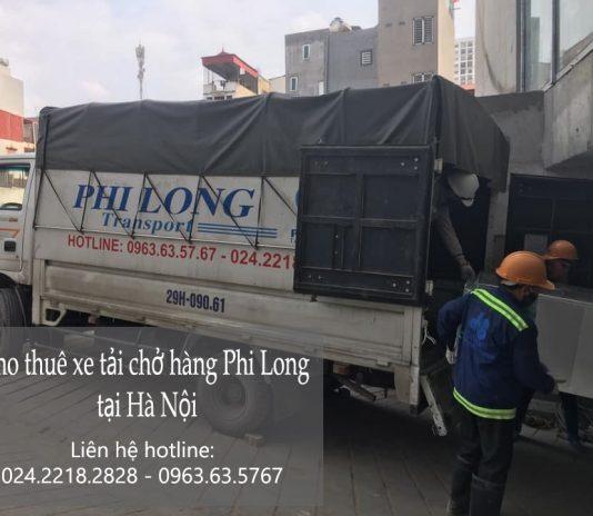 Chở hàng thuê chất lượng cao Phi Long phố Cầu Đất