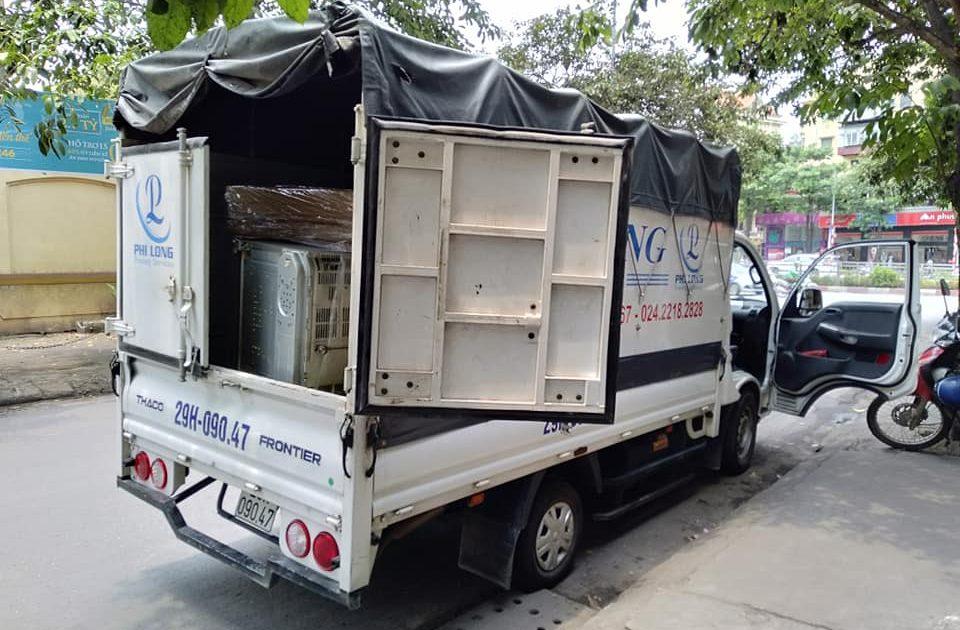 Dịch vụ chở hàng thuê tại xã Ngọc Hòa