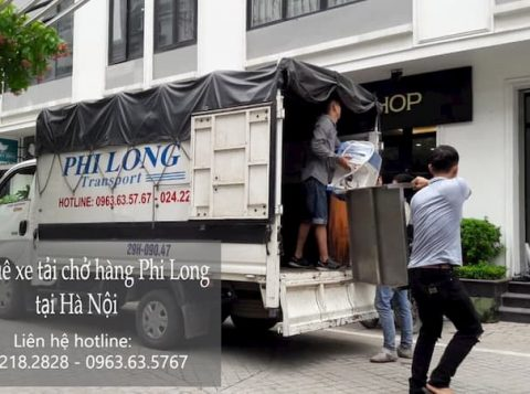 Chở hàng chất lượng Phi Long phố Đinh Lễ