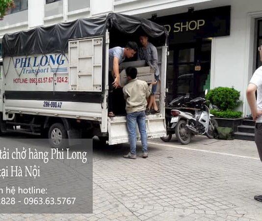 Dịch vụ chở hàng thuê tại xã Phú Nghĩa