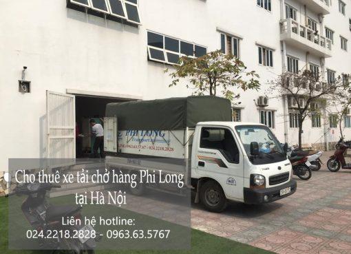 Dịch vụ chở hàng thuê tại xã Hồng Hà