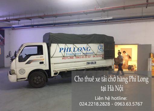 Dịch vụ cho thuê xe tải Phi Long tại xã Hạ Mỗ