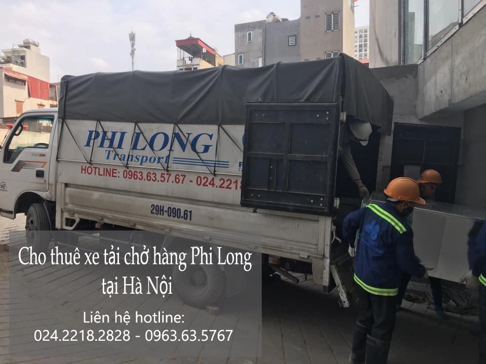 Công ty xe tải chất lượng cao Phi Long phố Đào Duy Từ