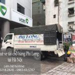 Dịch vụ chở hàng thuê tại xã Minh Khai