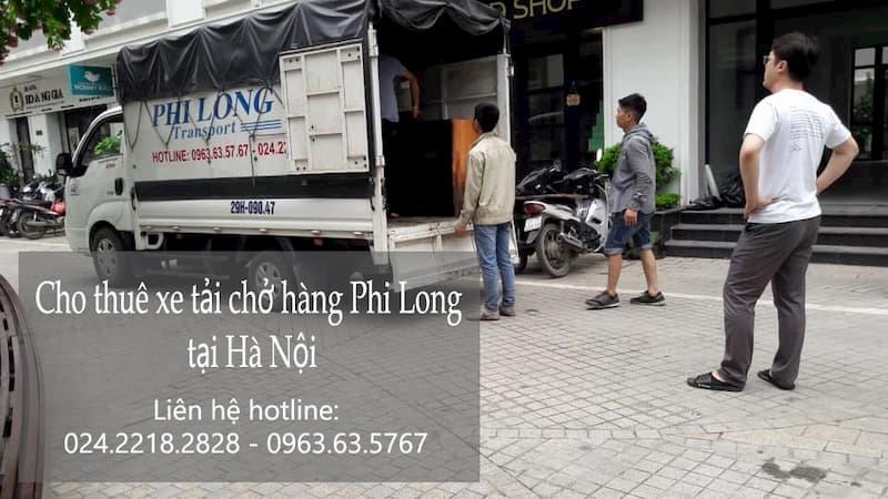 Hãng xe tải chất lượng Phi Long đường Phạm Hùng