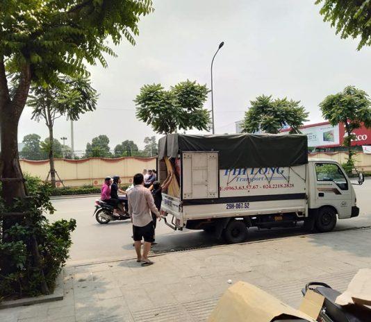 Vận tải chất lượng Phi Long phố Cao Bá Quát
