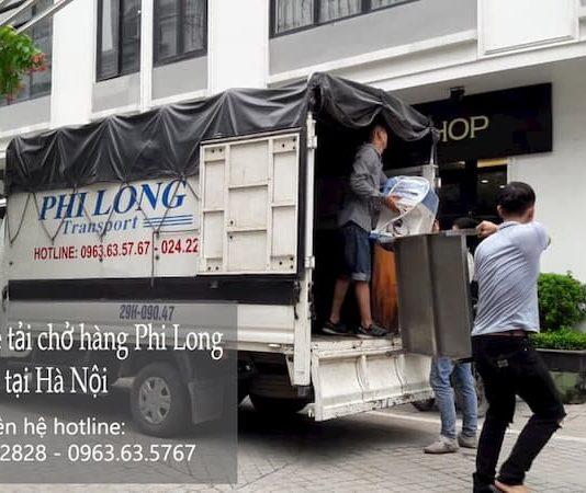 Xe tải chở hàng chất lượng cao Phi Long phố Triều Khúc