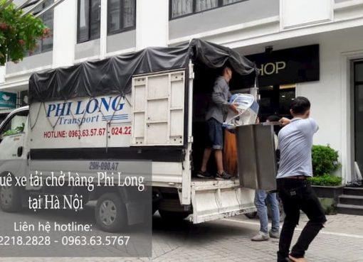 Dịch vụ taxi tải chất lượng Phi Long phố Cổng Đục