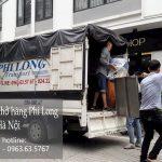 Chở hàng thuê chất lượng Phi Long phố Chu Văn An