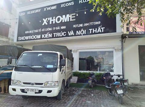 Chở hàng chất lượng Phi Long phố Hàng Bông