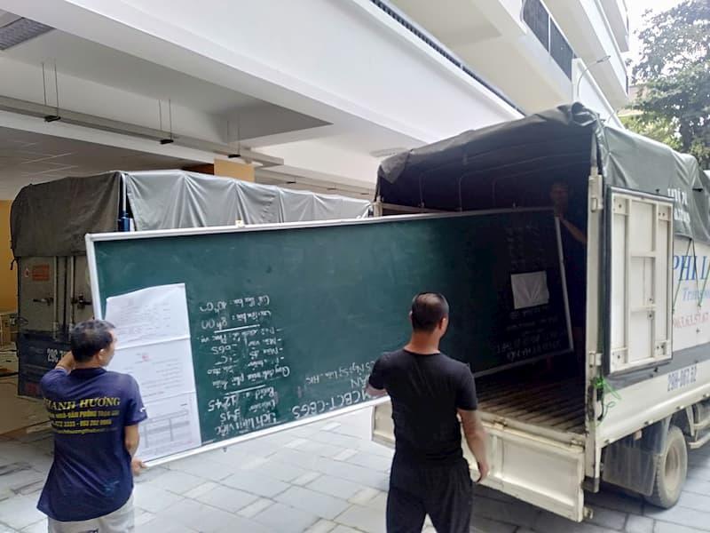 Dịch vụ chở hàng thuê Phi Long tại xã Nam Phong