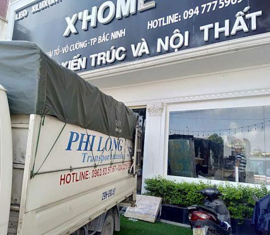 Dịch vụ chuyển nhà thuê Phi Long phố Trường Trinh