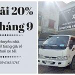 Dịch vụ chở hàng chất lượng tại xã Minh Tân