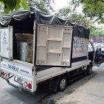 Xe tải chở hàng giá rẻ chất lượng Phi Long phố Cửa Nam