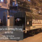 Dịch vụ taxi tải chất lượng Phi Long tại phố Lộc