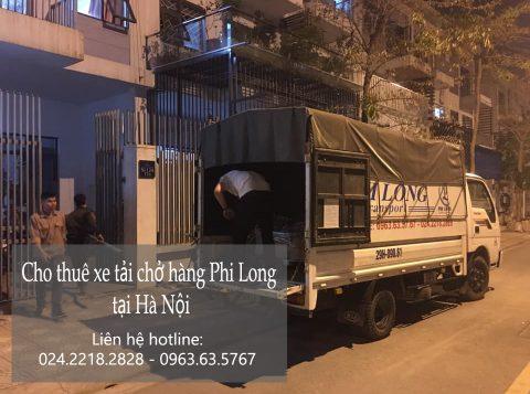 Dịch vụ chở hàng thuê Phi Long tại đường Vũ Quỳnh