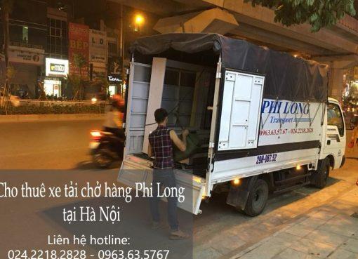Dịch vụ chở hàng thuê Phi Long tại xã Chàng Sơn