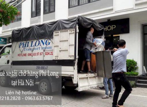 Dịch vụ chở hàng thuê Phi Long tại xã Hương Ngải