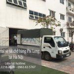 Dịch vụ chở hàng thuê Phi Long tại xã thạch hòa