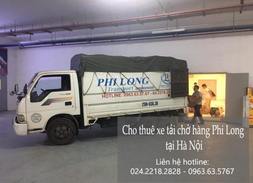 Dịch vụ chở hàng thuê Phi Long tại xã hạ bằng