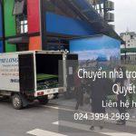 Dịch vụ chở hàng thuê Phi Long tại xã Phú Kim
