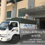 Dịch vụ chở hàng thuê Phi Long tại đường Tương Mai