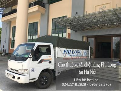 Dịch vụ chở hàng thuê Phi Long tại đường phúc lợi