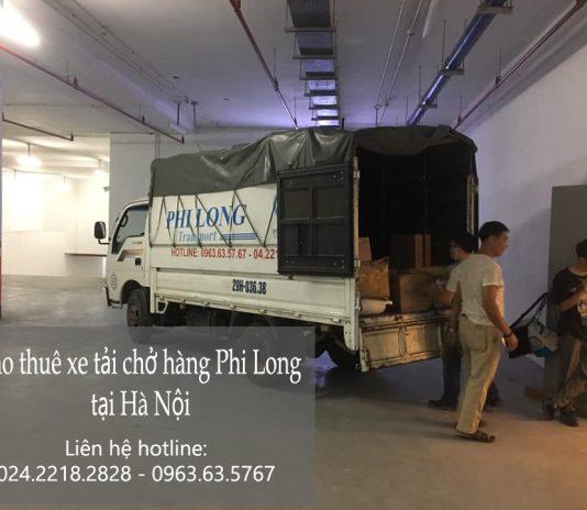 Dịch vụ chở hàng thuê Phi Long tại đường cổ linh