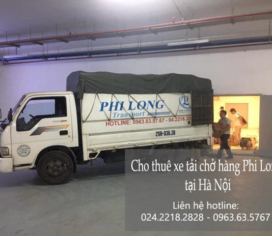 Dịch vụ chở hàng thuê tại đường hội xá