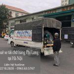 Dịch vụ chở hàng thuê Phi Long tại phố Trường Lâm