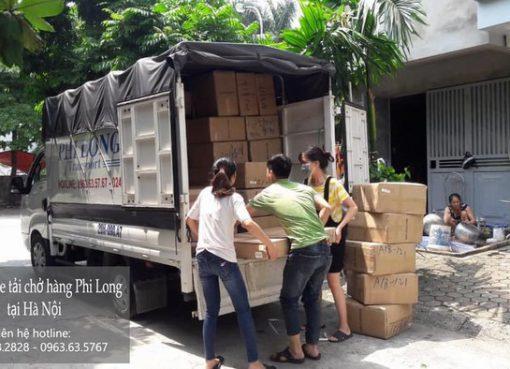 Phi Long dịch vụ cho thuê xe tải chở hàng giá rẻ uy tín tại Hà Nội đến Đông Anh.