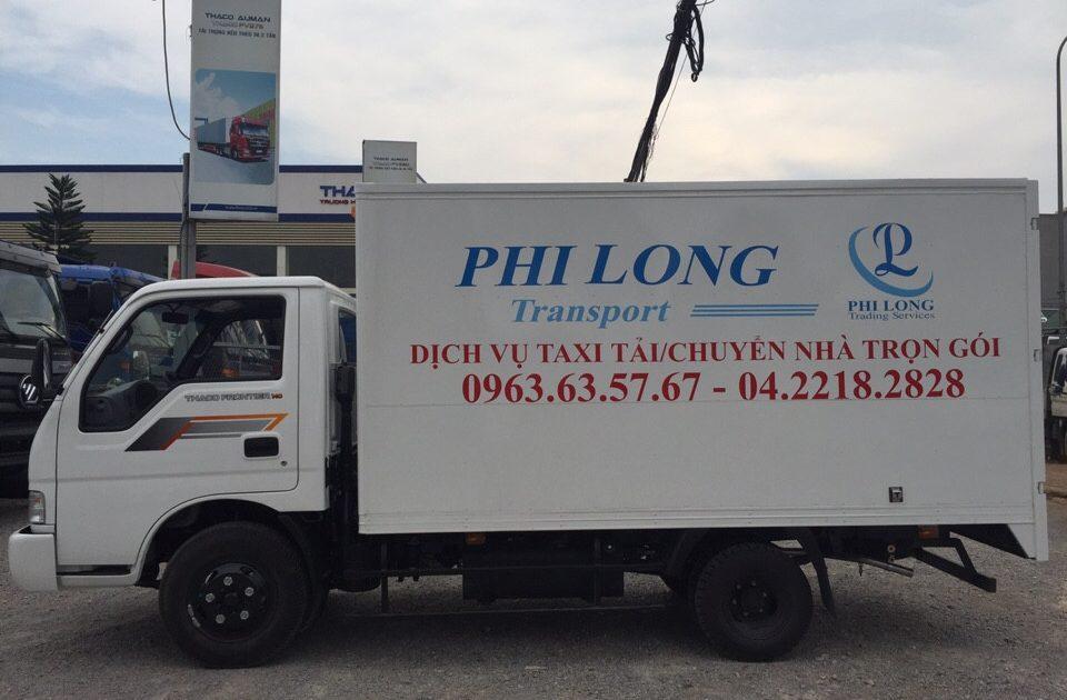 thuê xe chở hàng 5 tạ phi long tại đường mai chí thọ