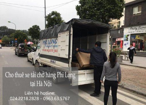 cho thuê xe tải chất lượng tốt nhất tại Hà Nội