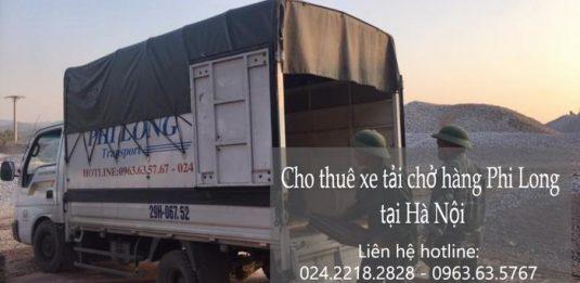 Dịch vụ chở hàng thuê giá rẻ tại đường Vũ Xuân Thiều