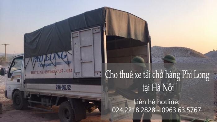 Dịch vụ chở hàng chất lượng đường Nguyễn Thượng Hiền
