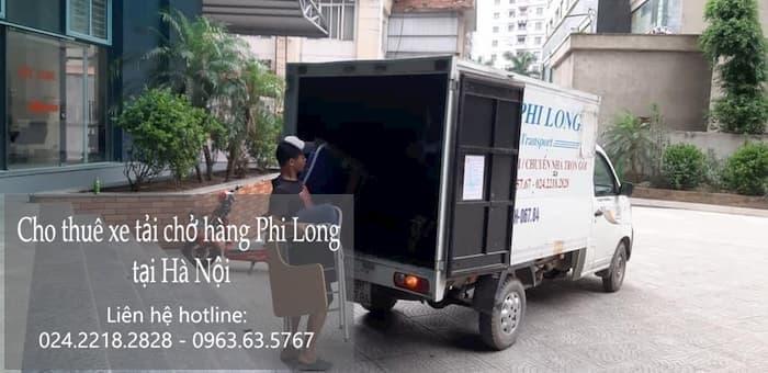 thuê xe tải vận chuyển tại khu đô thị Sài Đồng
