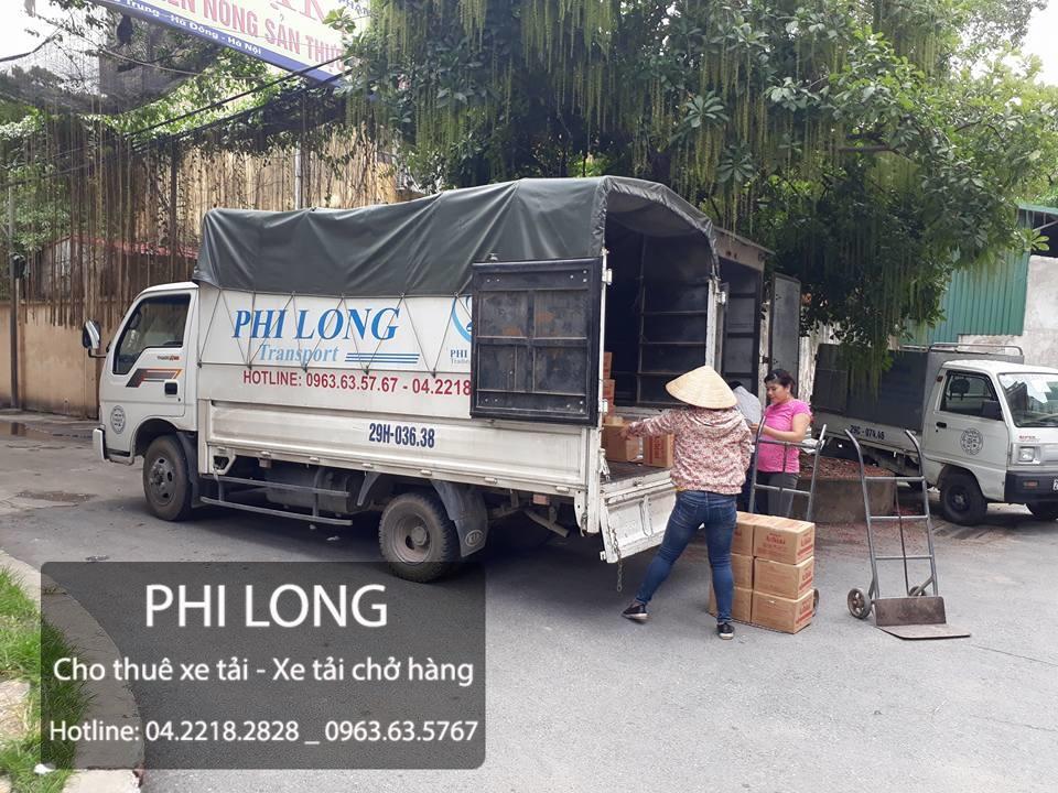 Dịch vụ chở hàng thuê tại đường Thạch Cầu