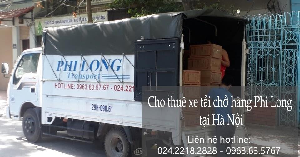 Dịch vụ thuê xe 5 tạ tại hà nội tại phường Lê Đại Hành