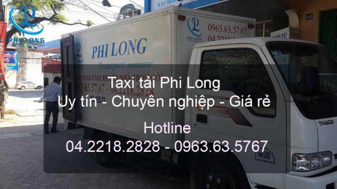Dịch vụ chở hàng thuê Phi Long tại đường Lâm Hạ